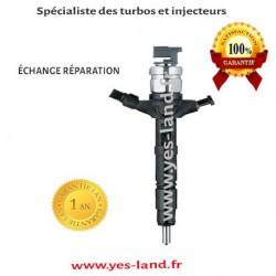 Injecteur Denso 6C1Q9K546AC Echange Réparation  FORD FIAT  CITROEN PEUGEOT LEBONCOIN