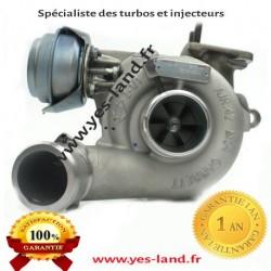 Turbo Alfa romeo 156 2.4 JTD 150 CV