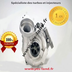 Turbo échange standard 745 i (E23) 252 CV KKK