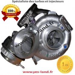 Turbo échange standard 745 d (E65) 329 CV GARRETT