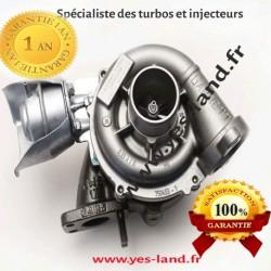 Turbo échange standard 2.0 HDi 84 CV KKK