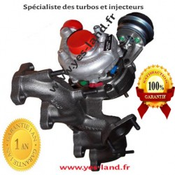 Turbo échange standard 1,8T 150 CV KKK