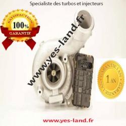 TURBOCOMPRESSEUR  BMW 520 D (E60, E61) 110KW-120KW